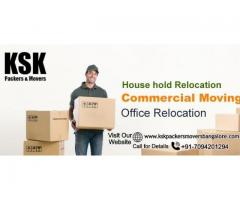 Best Packers And Movers In Bangalore - kskpackersmoversbangalore.com