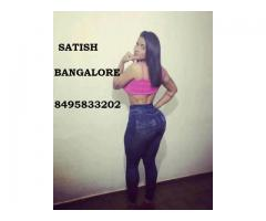 Satish 8495833202 Discover Your Love Making With Bangalore Call Girls