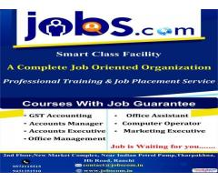 Office Assistant job in Ranchi