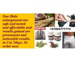 Muzanzi Herbal Penis Enlargement Products In United States Call +27604777774 Pietermaritzburg.