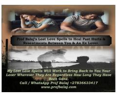 Powerful Lost Love Spells That Work | Candle Love Spells to Bring Back a Lover Call +27836633417
