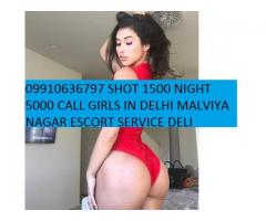Call Girls Booking: +91 9910636797  Escorts Service Booking in Delhi