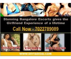 Stunning Bangalore Escorts gives the Girlfriend Experience of a lifetime