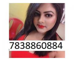7838860884 TOP ESCORTS SERVICE DELHI BEST CALL GIRLS IN SAKET SHOT/NIGHT IN/OUTCALL-