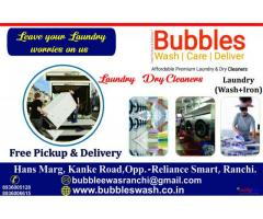 clothes dry cleaners in Ranchi