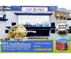 Direct Admission in PES University through Management Quota