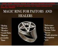 +27634531308 Instant Magic Ring For Pastors To Perform Miracles /Success in Sandton HydePark Durban
